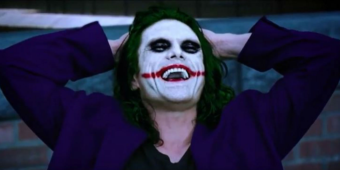 Tommy Wiseau Becomes The Joker In Fan Made Teaser Trailer