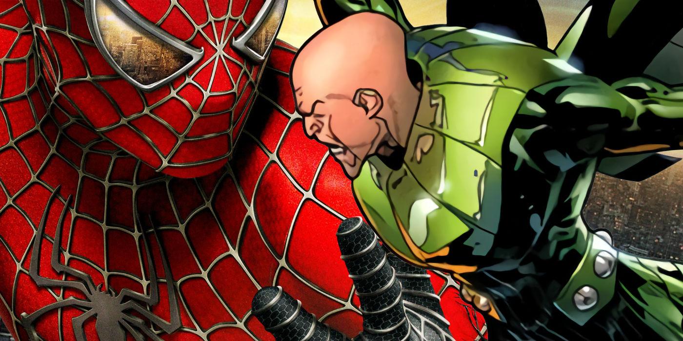 Spider-Man 3 Originally Introduced Vulture, Not Venom