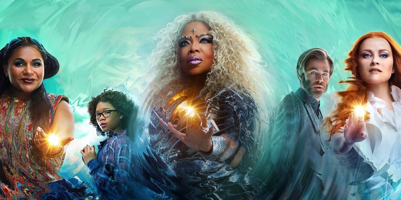 A Wrinkle In Time 2018 Movie Hd Movies 4k Wallpapers: A Wrinkle In Time (2018) News & Info