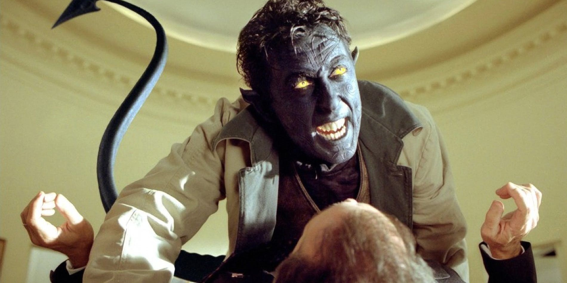 Alan Cumming as Kurt Wagner Nightcrawler in X-Men 2 X2