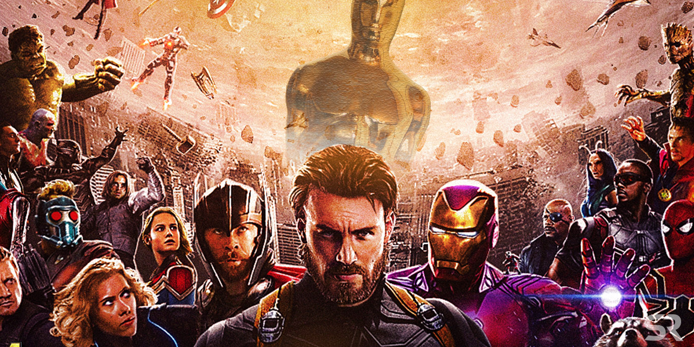 Avengers: Infinity War Writers Get Serious About Oscars
