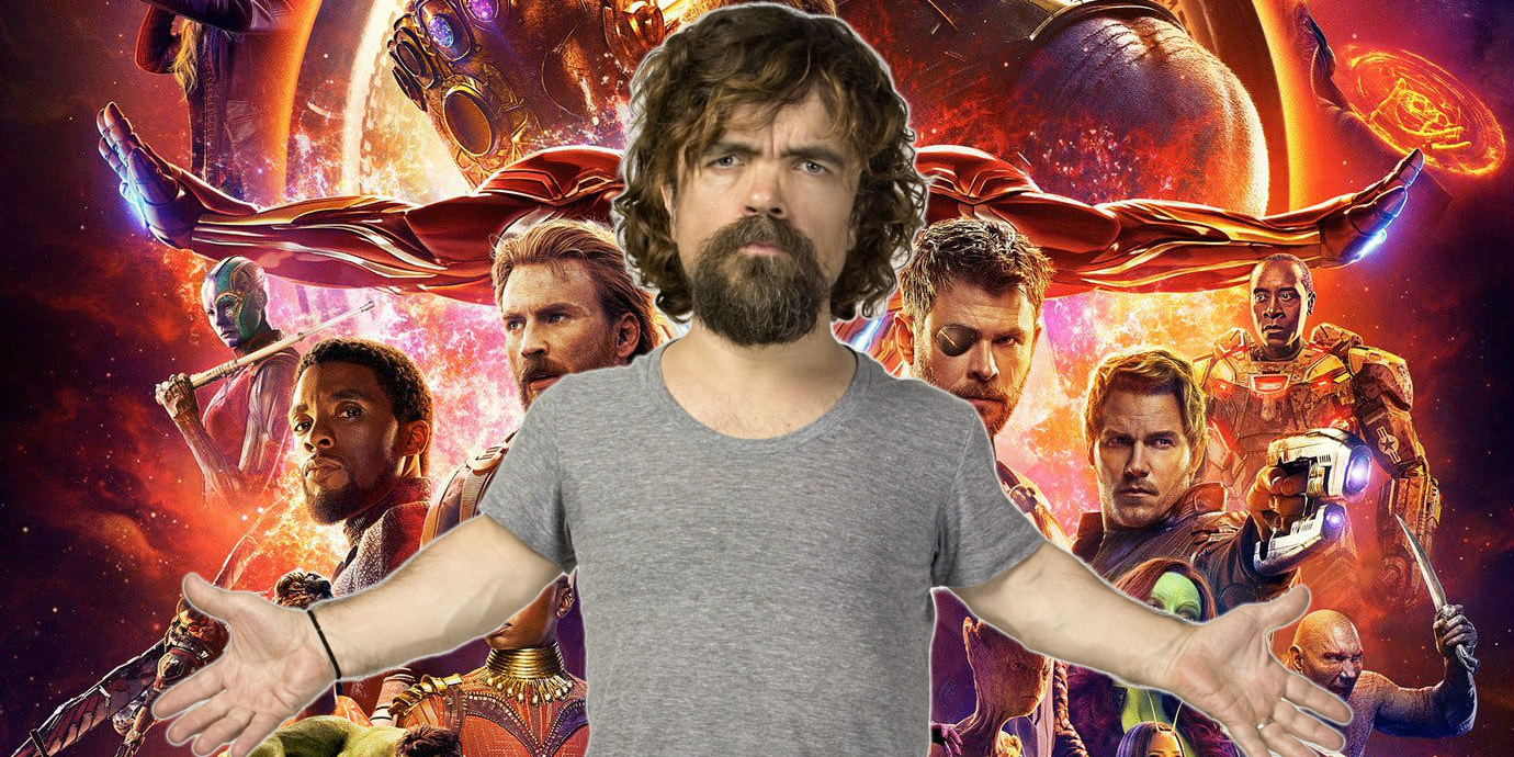 Avengers: Infinity War Poster Confirms Peter Dinklage