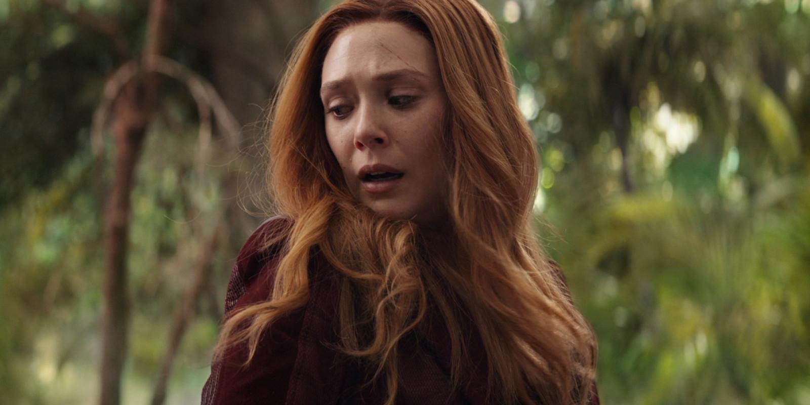 Elizabeth Olsen Criticizes Photoshopped Infinity War ...