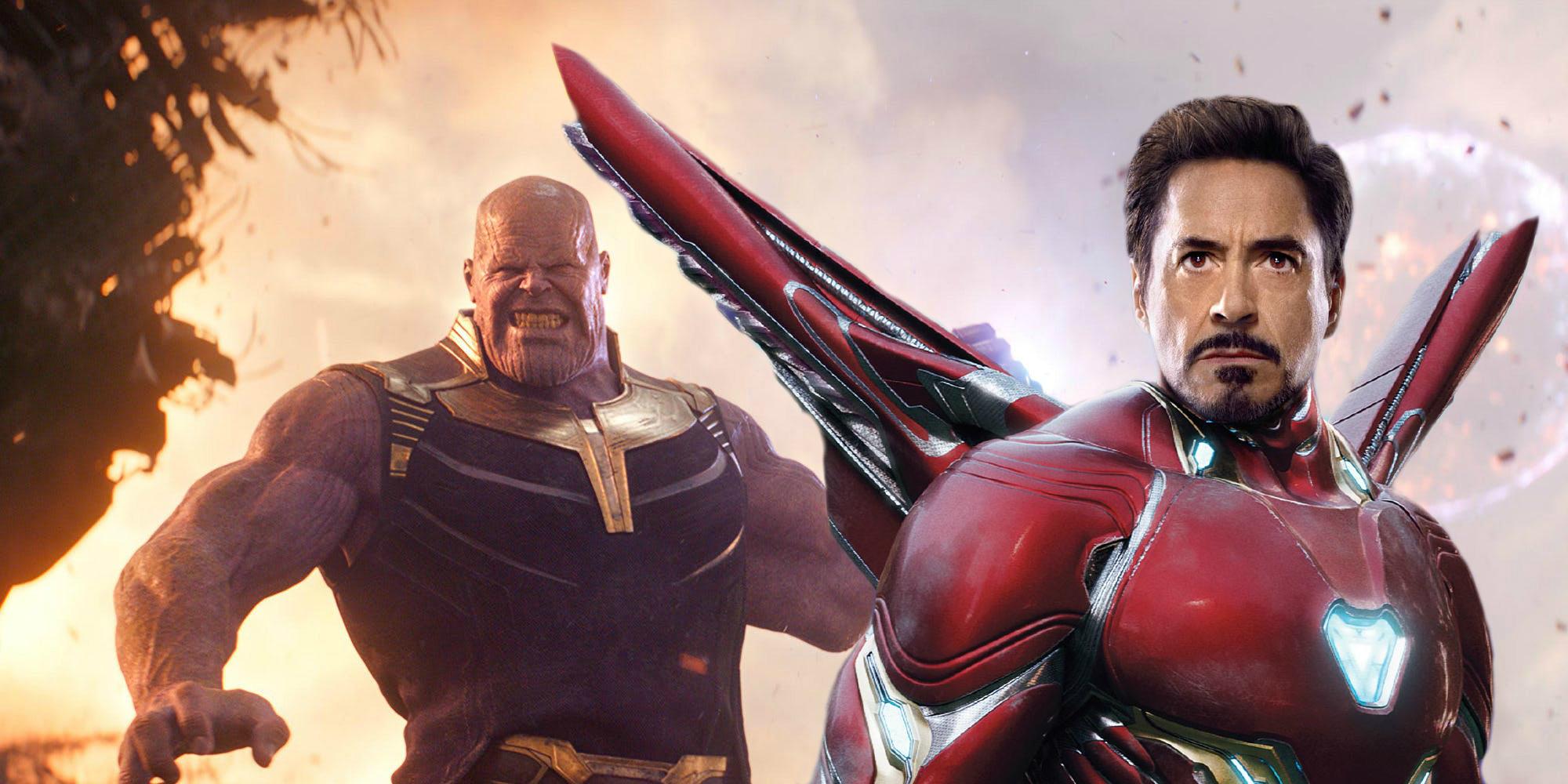 Avengers Infinity War Robert