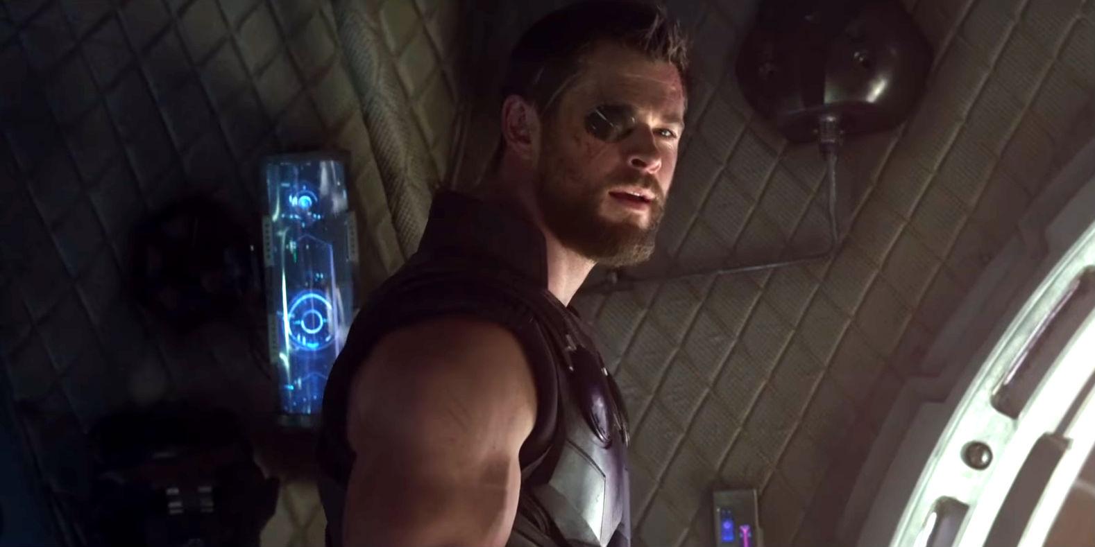Resultado de imagem para avengers infinity war thor