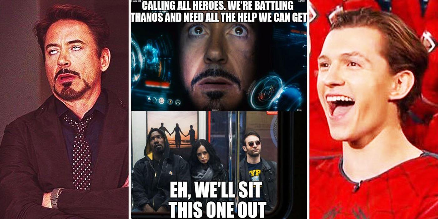 15 Memes That Prove The Avengers Movies Make No Sense