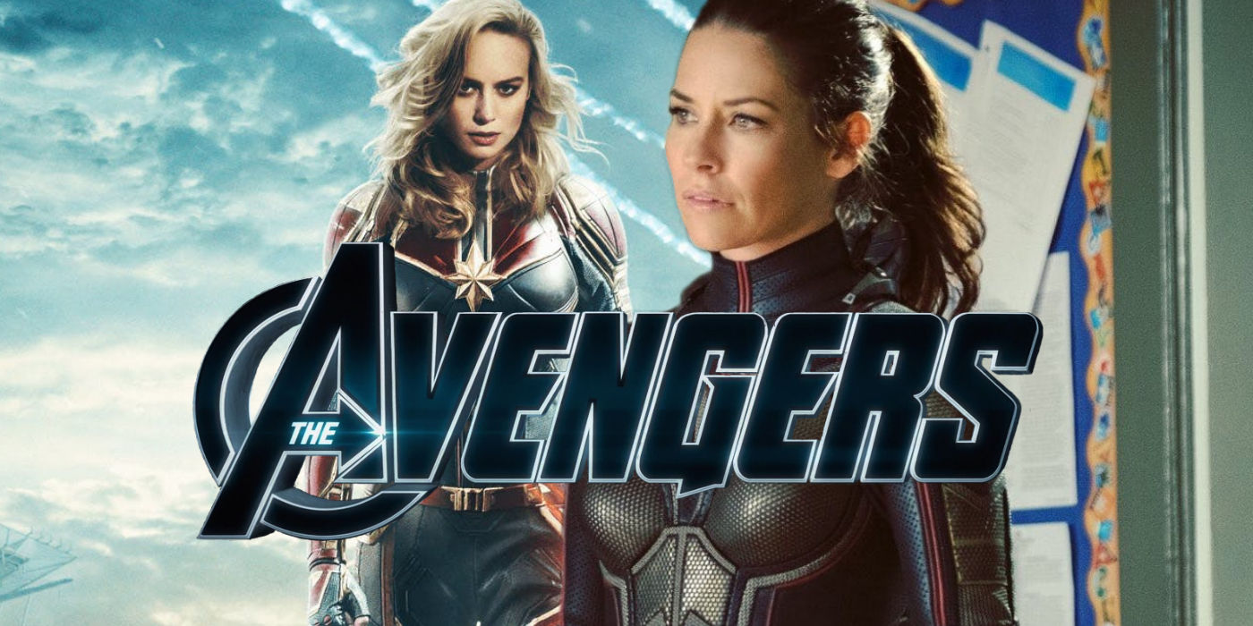Avengers 4 characters not in infinity war screen rant - Images avengers ...
