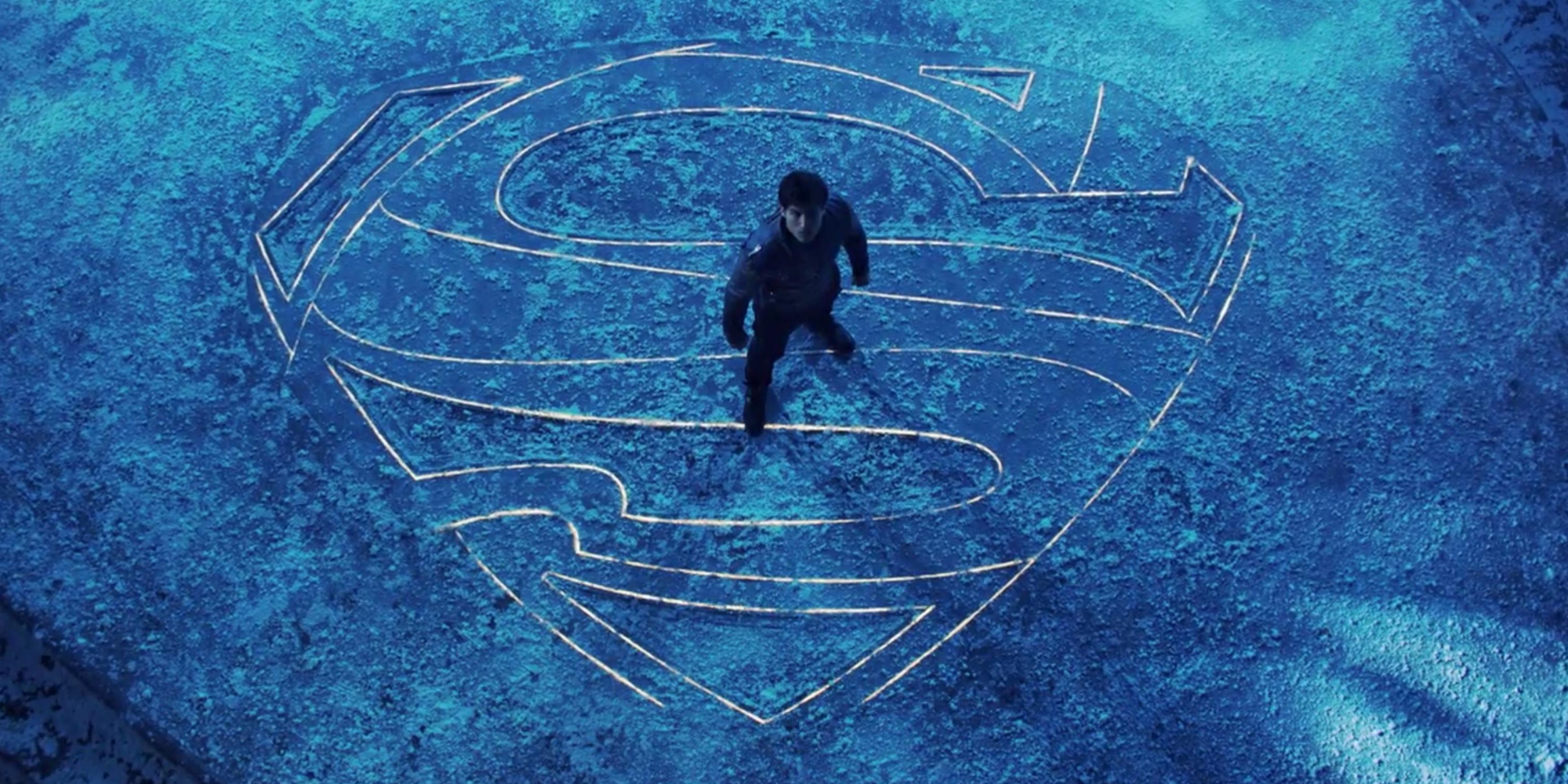 Cameron Cuffe in Krypton SYFY