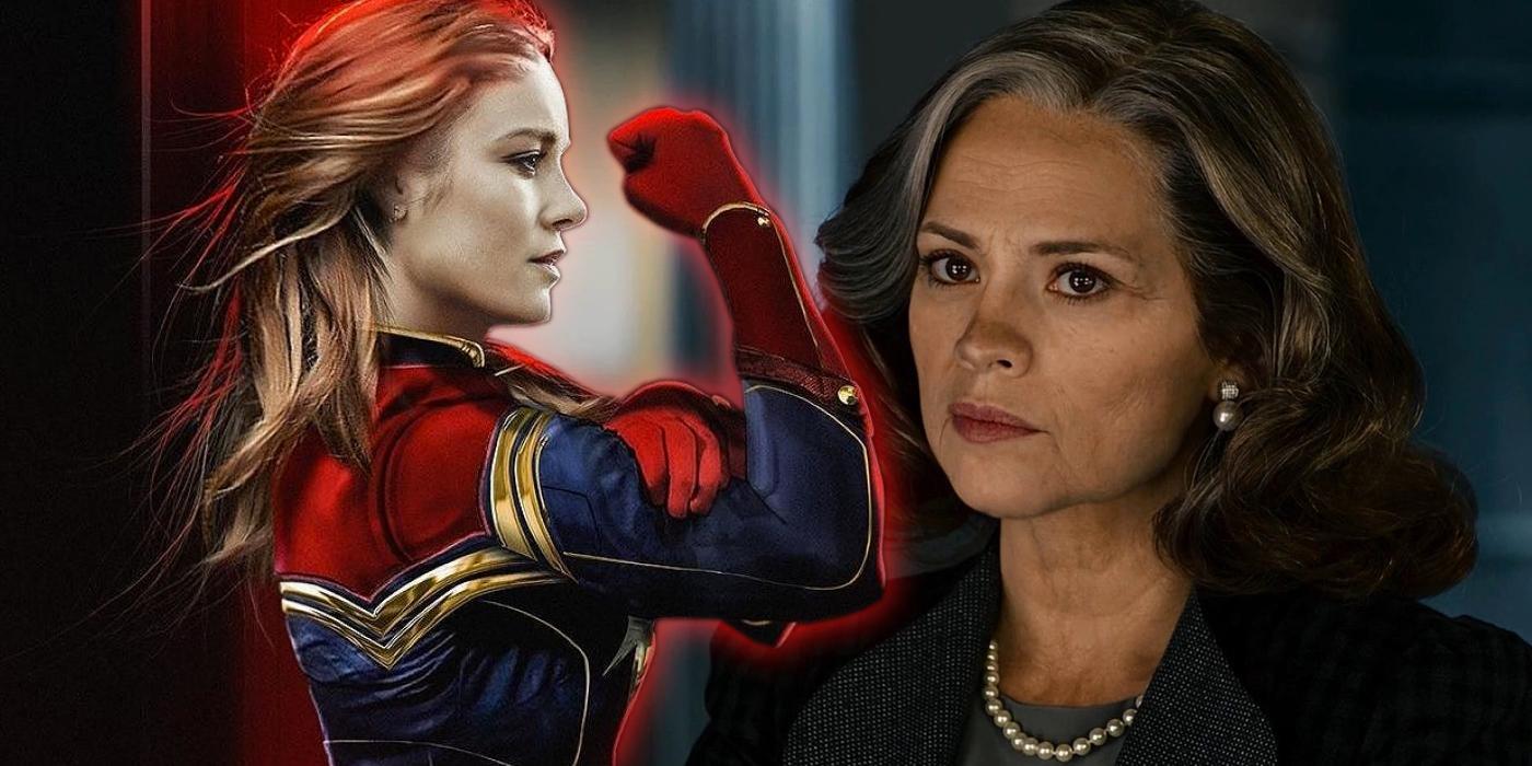 Captain Marvel's Making A Big Mistake Ignoring Agent Carter