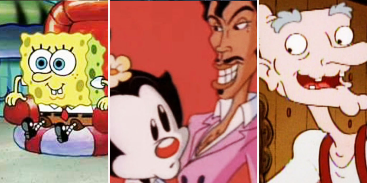 20 Offensive Jokes You Missed In '90s Cartoons Because You Were Too Young