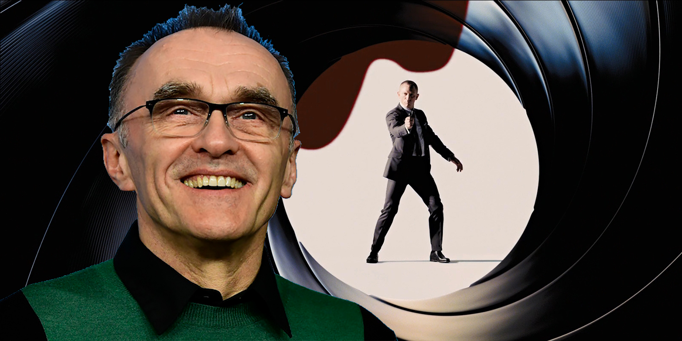 Danny Boyle Can Rescue Daniel Craig's James Bond