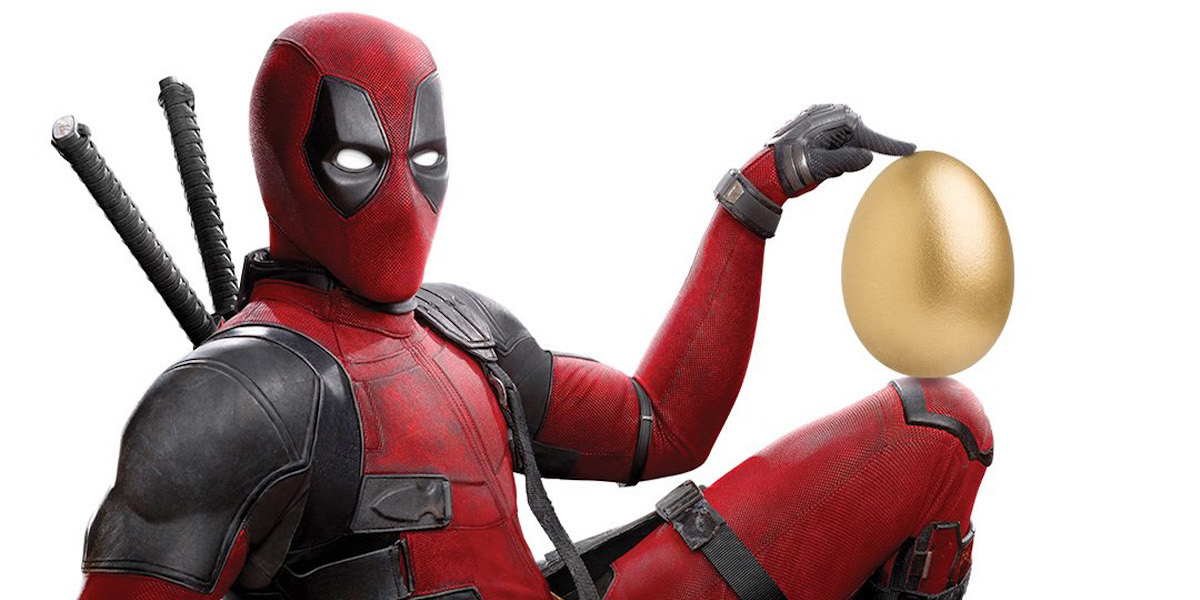 Deadpool Finds The Easter Egg In New Poster | Screen Rant X Men Deadpool Drawings