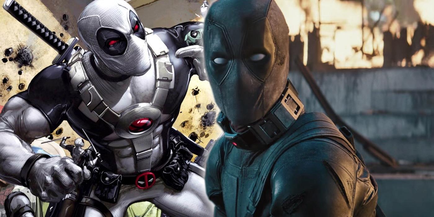 X Force Deadpool Deadpool 2 Trailer Tea...