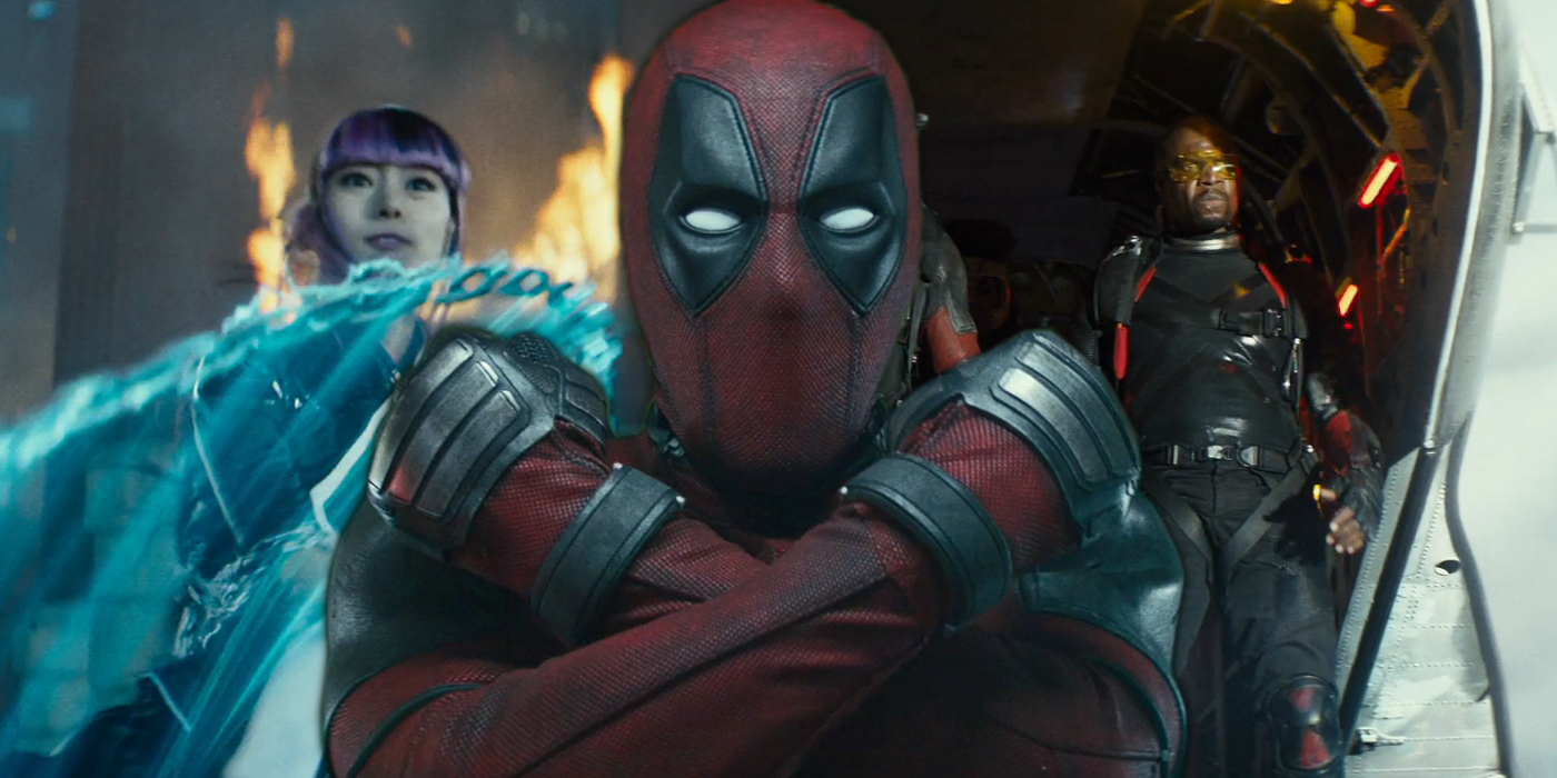 Deadpool 2 and the X-Force