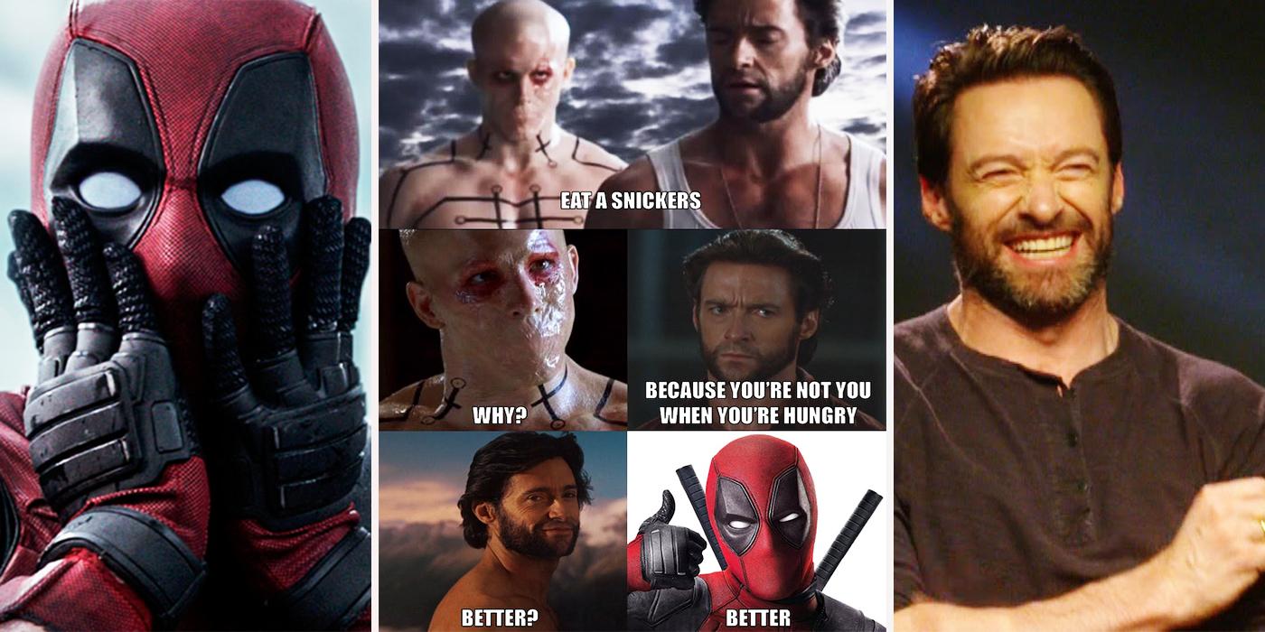 15 Hilarious Deadpool Vs X Men Memes Screen Rant
