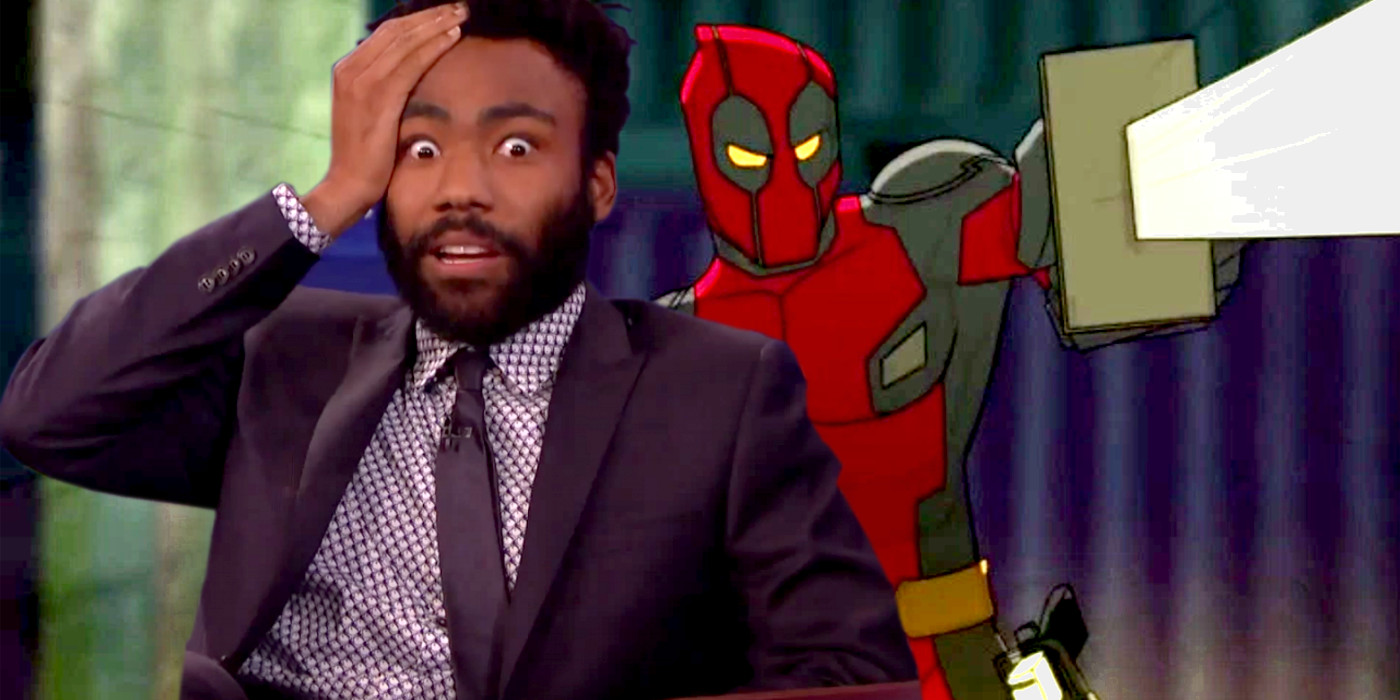 Why was donald glover 39 s deadpool canceled screen rant for Dead pool show in jaipur