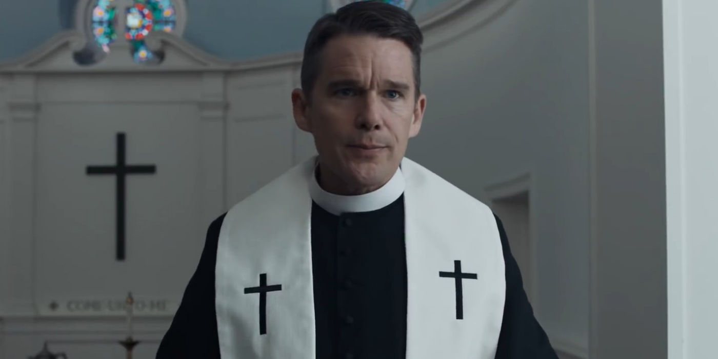 First Reformed Movie Trailer With Ethan Hawke is Here