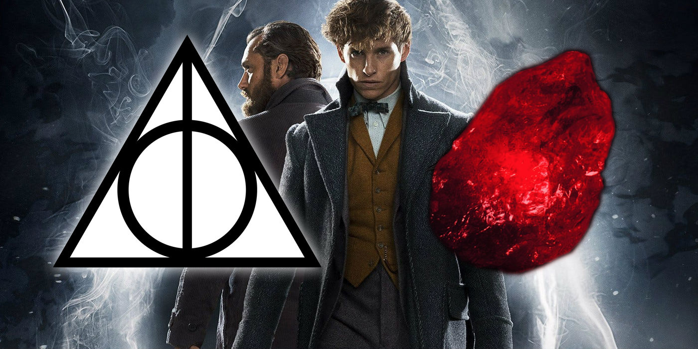 Fantastic Beasts - Deathly Hallows and Philosophers Stone