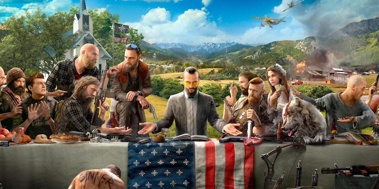 Far Cry 5 Review An Anarchic Thrill Ride Unilad