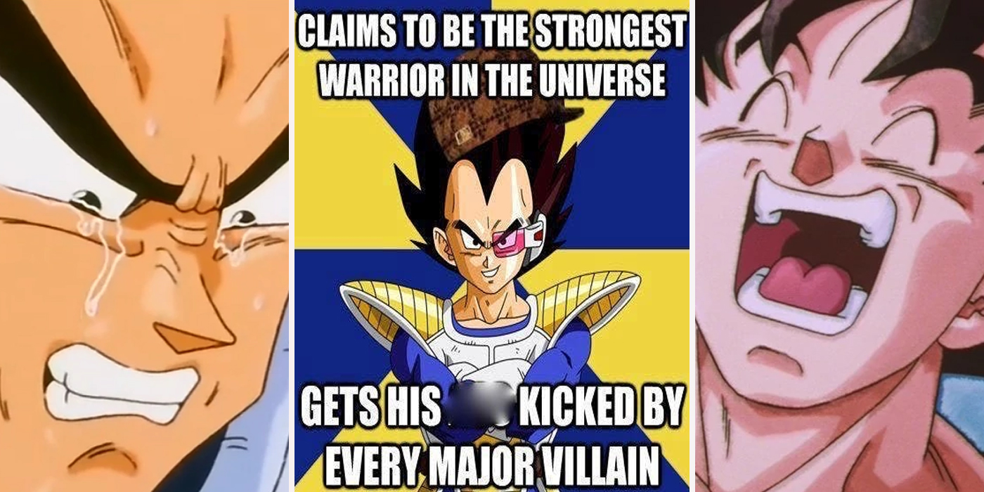 Dragon Ball: 15 Goku Vs Vegeta Memes That Prove Who The Better Saiyan Is