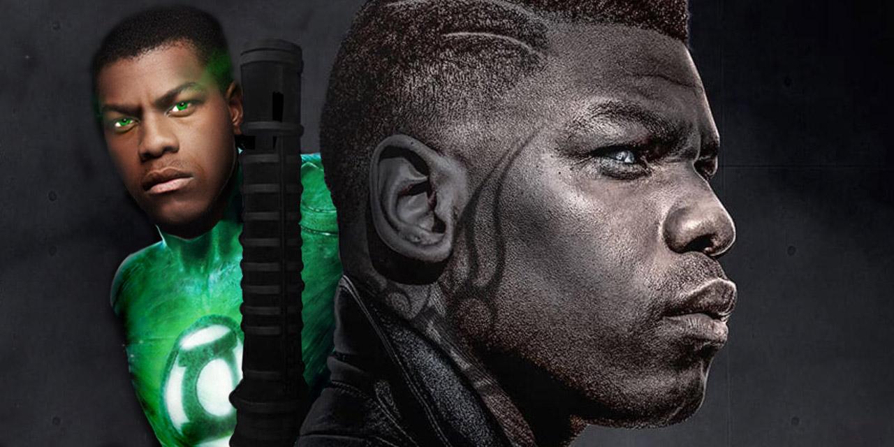 John Boyega Addresses Green Lantern Amp Blade Fan Petitions