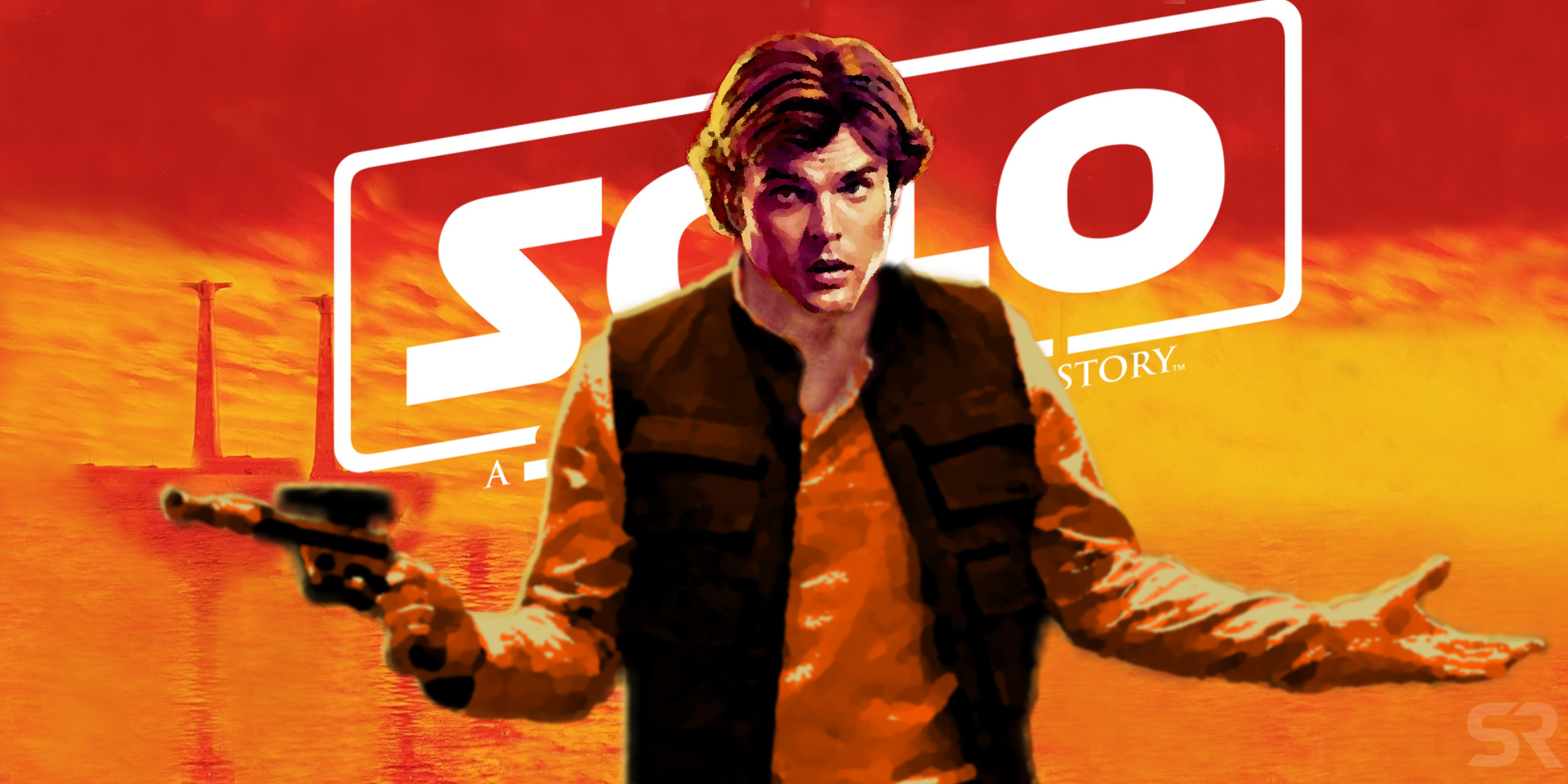 Solo: Disney Is Not Censoring Blasters From Solo Posters