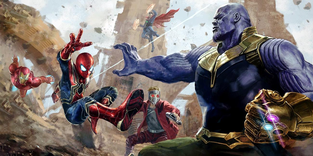 Infinity War's Biggest Action Scene Is Even Bigger Than ...