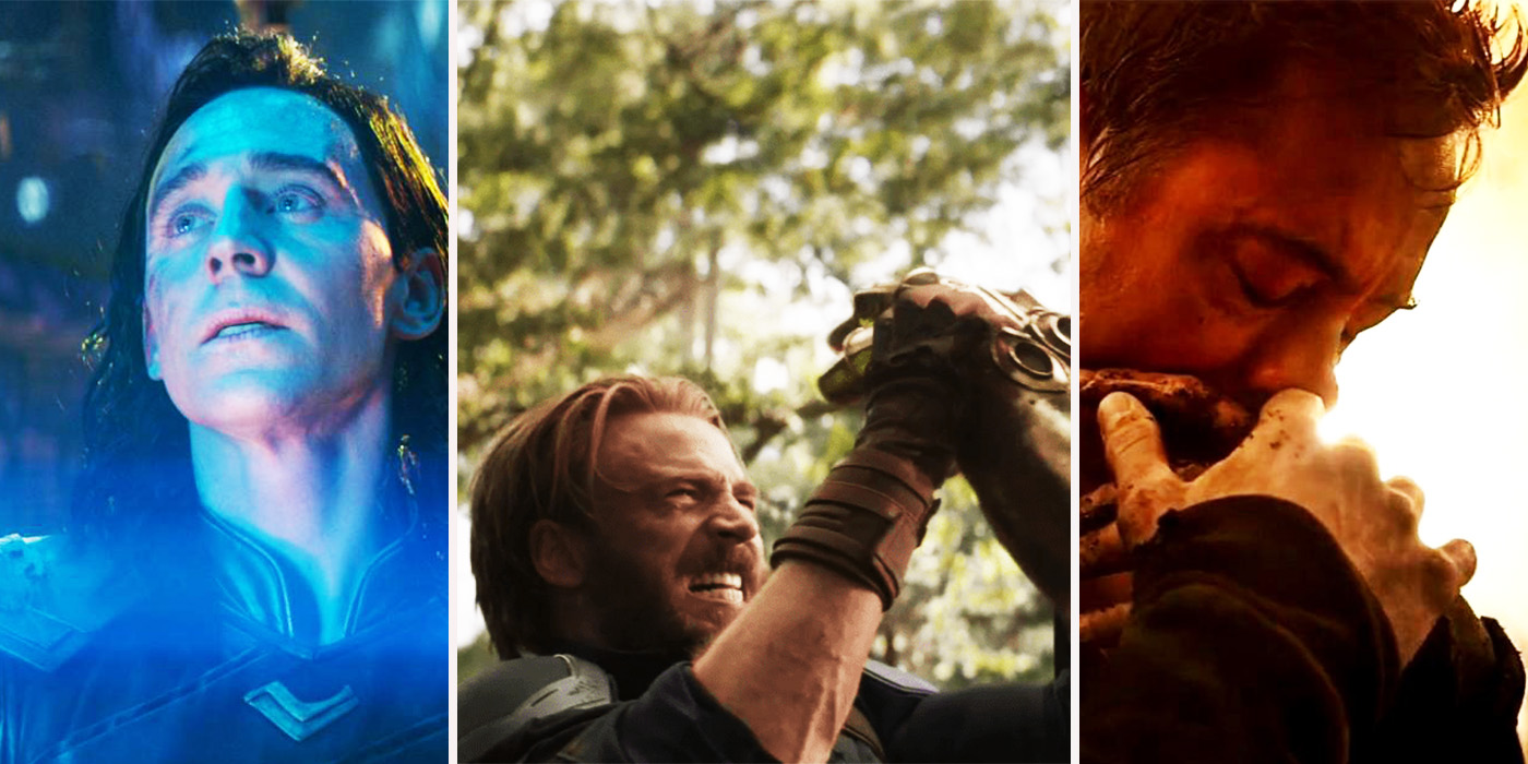 TV and Movie News Avengers: Infinity War Characters, Ranked By Who's