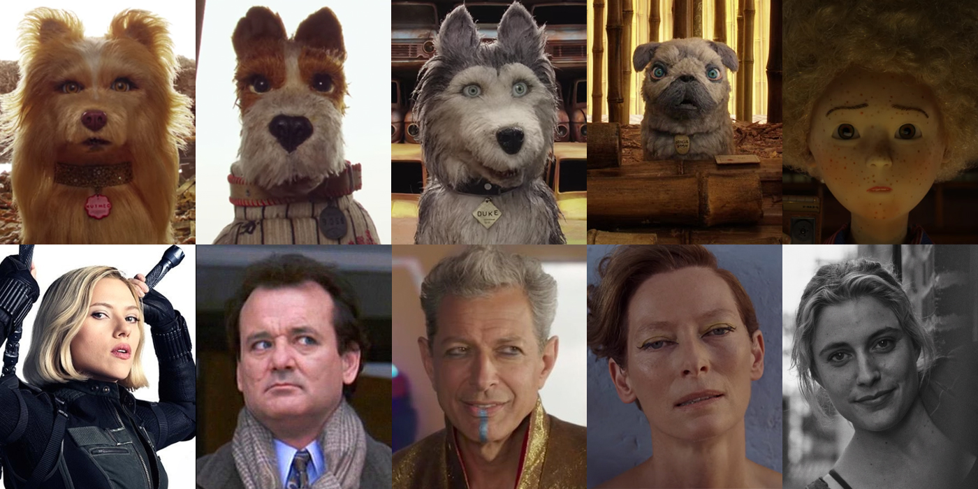 Isle of Dogs Cast and Characters