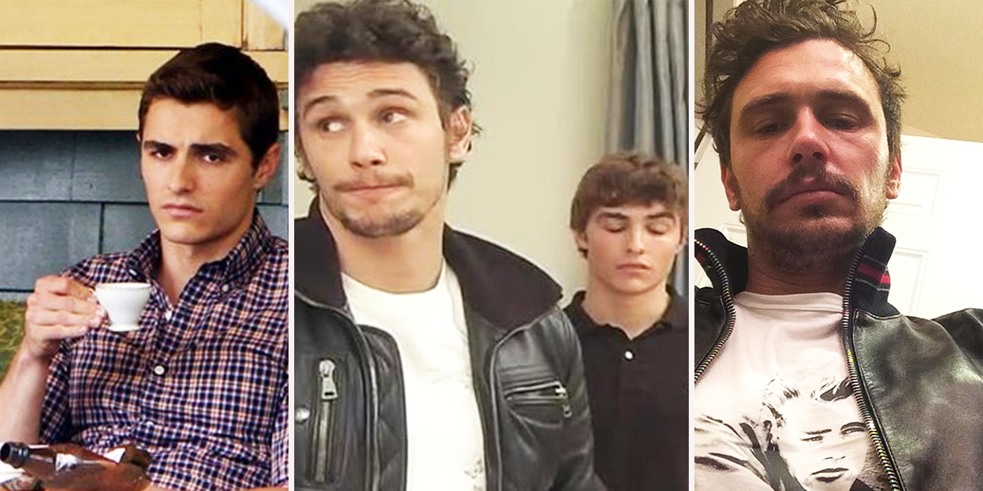 James Franco Girlfriend History Great 16 secrets no one knew about james and dave franco