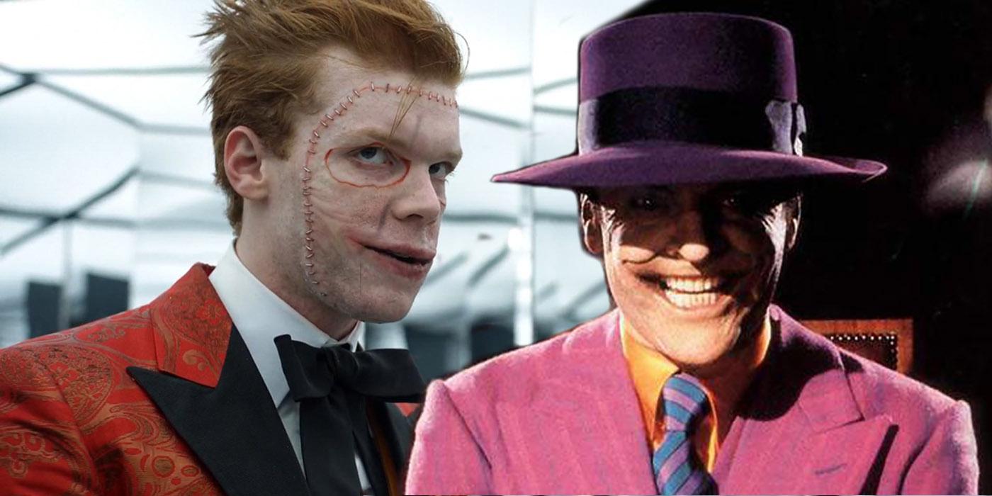 Jerome Valeska Joker Gotham
