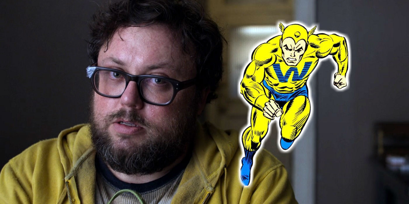jessica jones the whizzer is a real marvel superhero