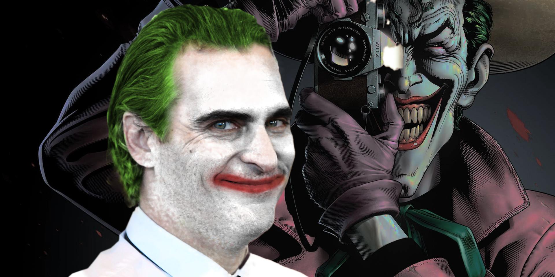 Joaquin Phoenix Joker Movie May Start Filming In September