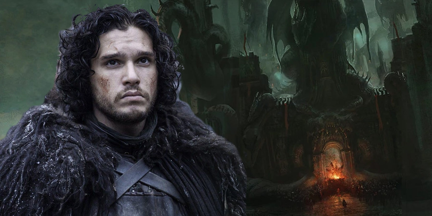 Jon Snow Game of Thrones spin-off