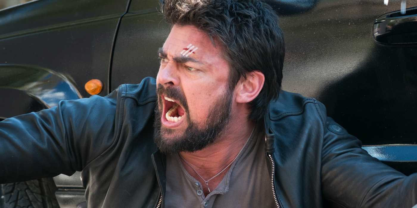 Karl Urban in Bent