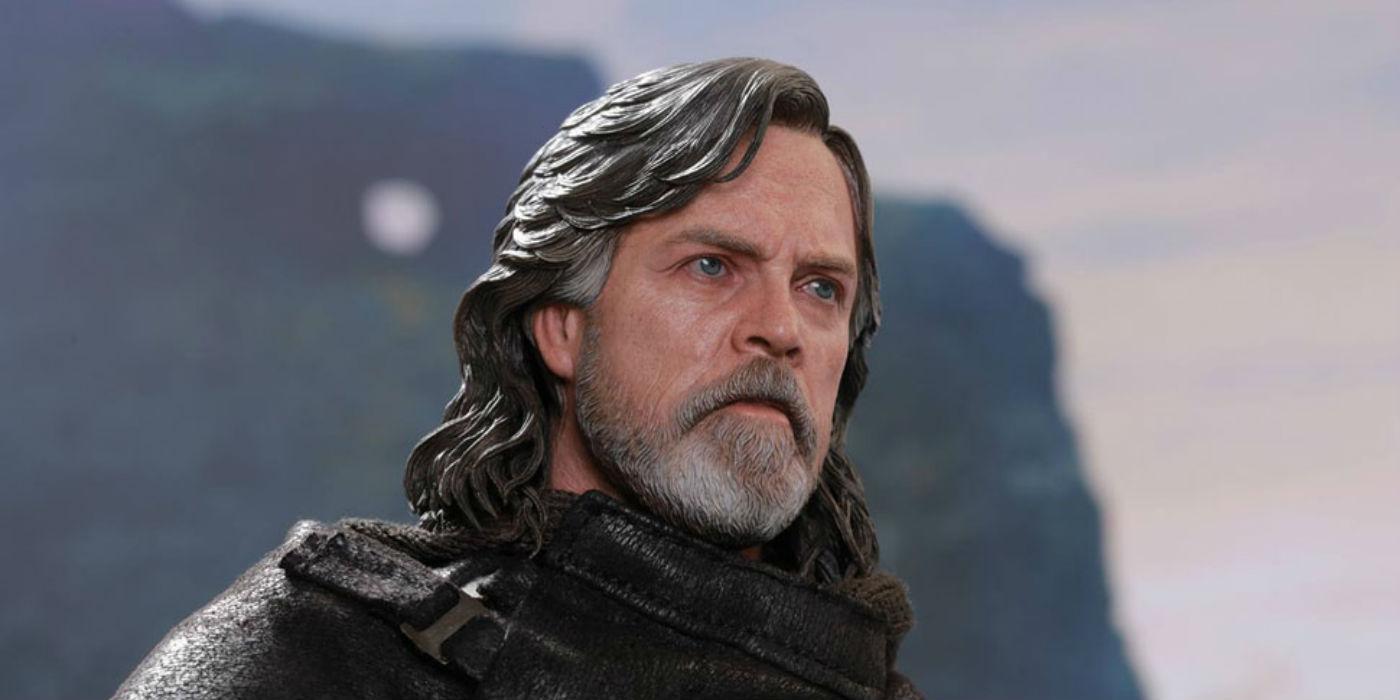 Luke Skywalker The Last Jedi (photo: Hot Toys)