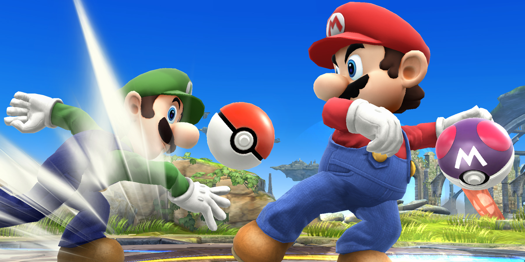 new smash bros game playable at e3 this june screen rant. Black Bedroom Furniture Sets. Home Design Ideas