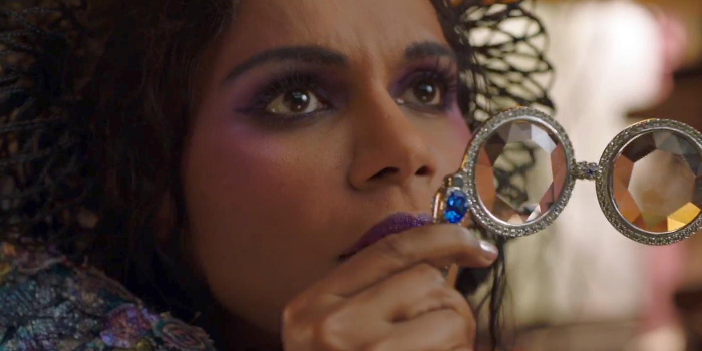 Mindy Kalin as Mrs Who in A Wrinkle in Time
