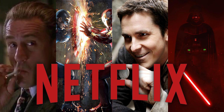 Liste Netflix Filme