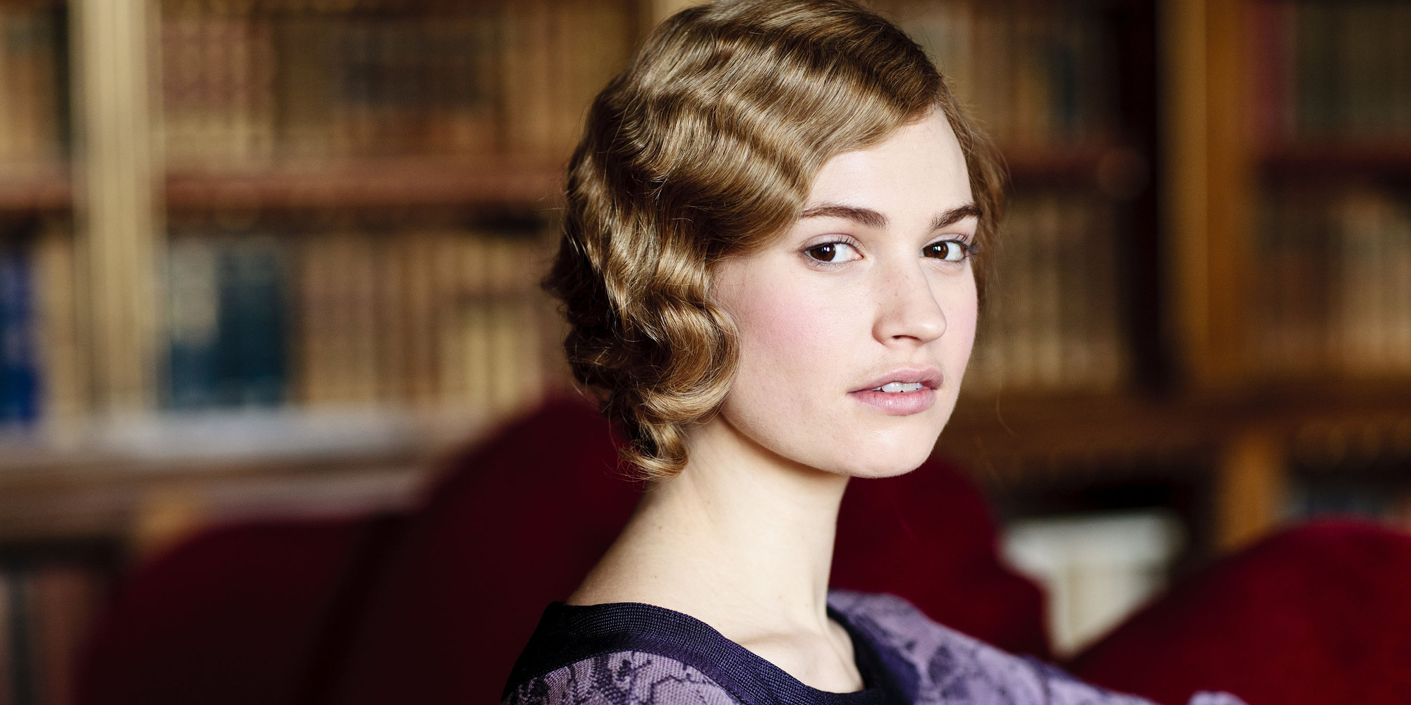 Lily James to star in Netflix adaptation of Daphne du Mauriers Rebecca