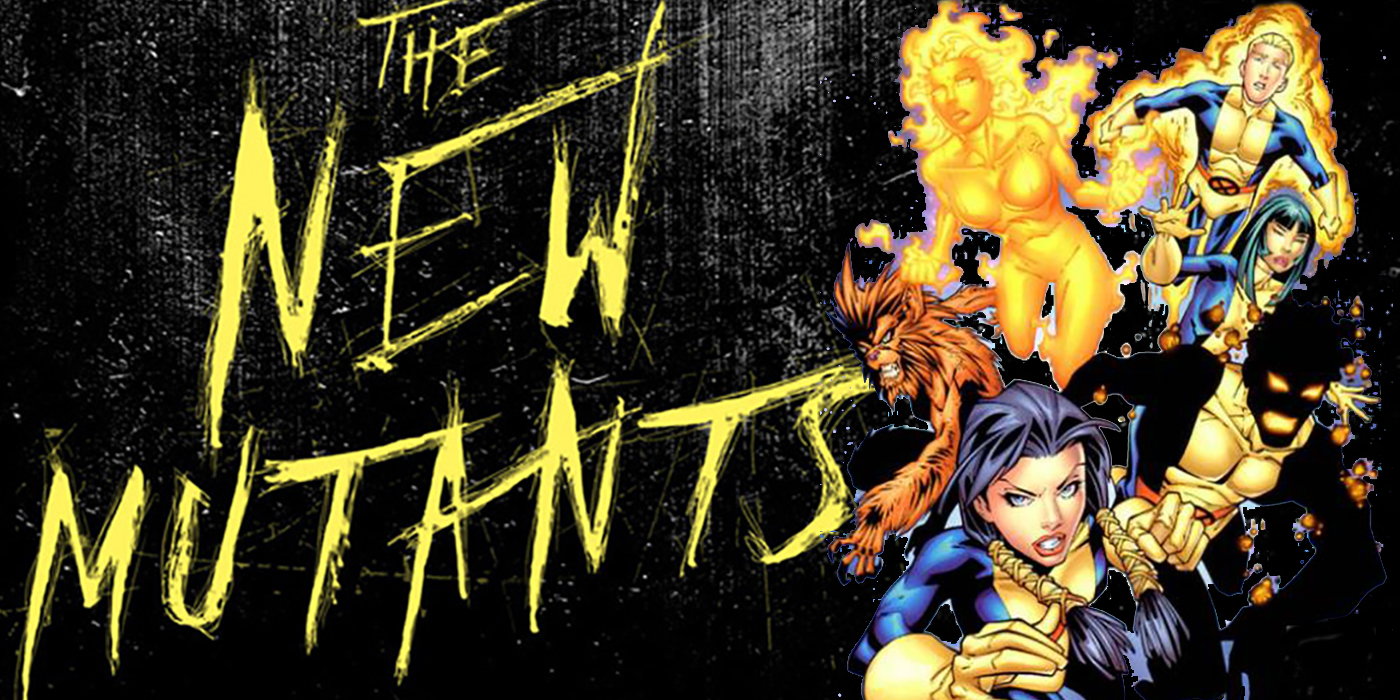 Una nuova sinossi per The New Mutants + poster the new mutants