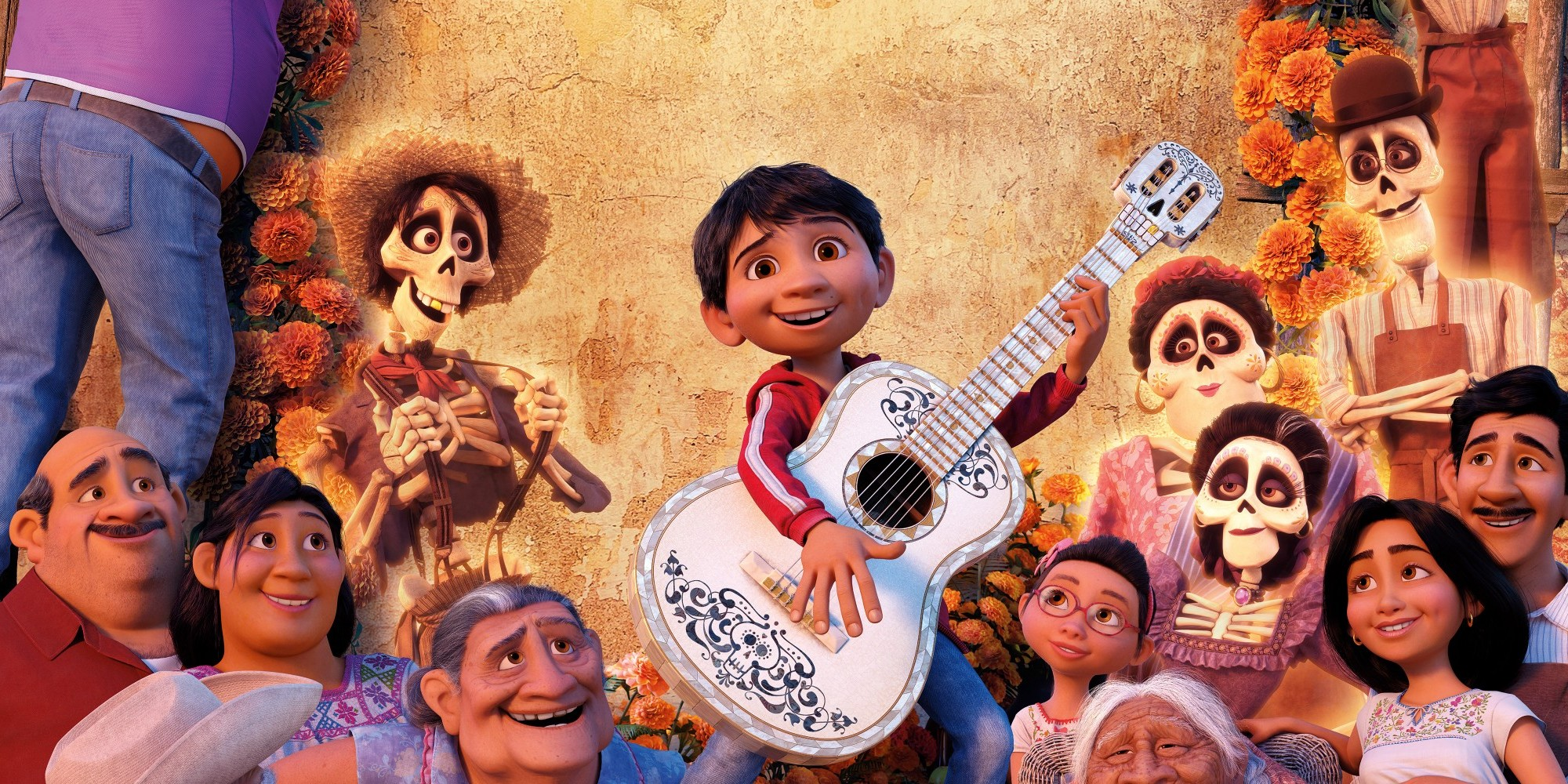 It's just an image of Nerdy Coco Movie Images