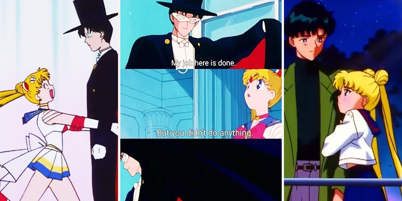 16 things you didn�t know about sailor moon and tuxedo