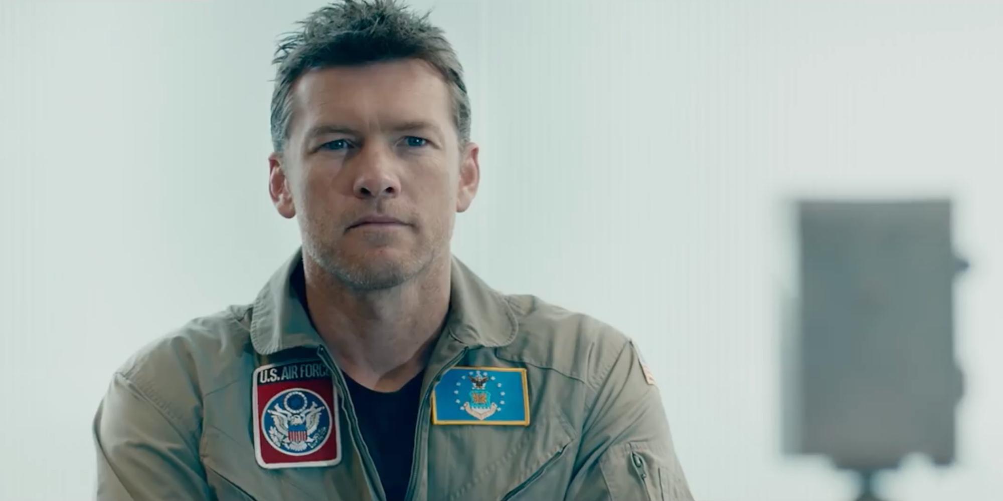 Sam Worthington The Titan Netflix