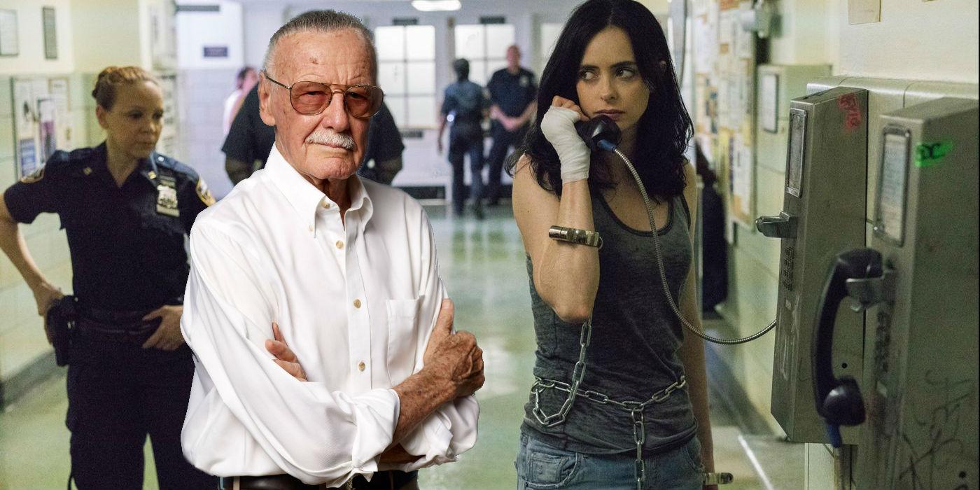 Stan Lee in Jessica Jones