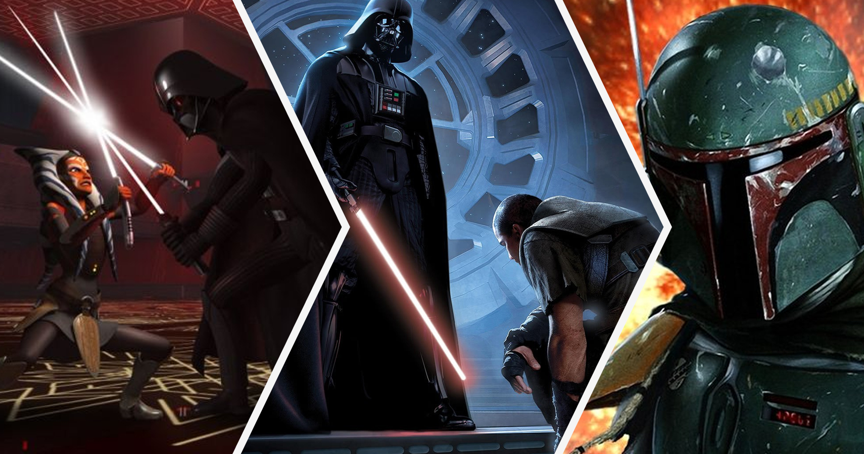Star Wars: 15 Things You Had No Idea Darth Vader Did Between Episode 3 And 4