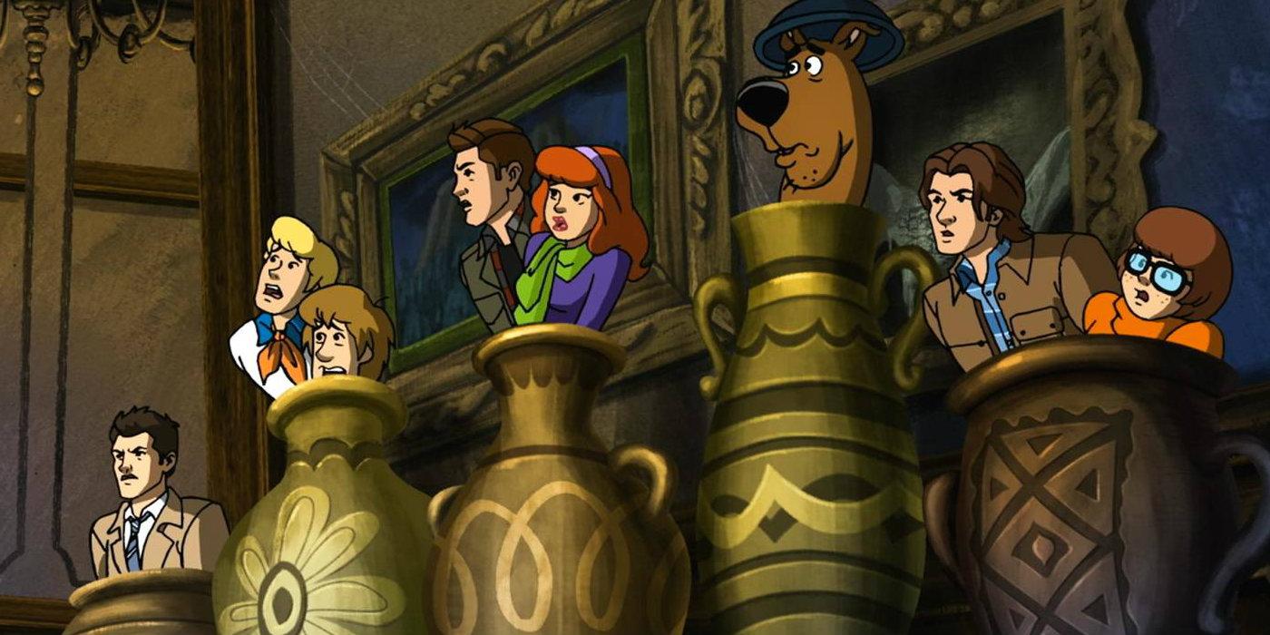 Scooby Doo Supernatural