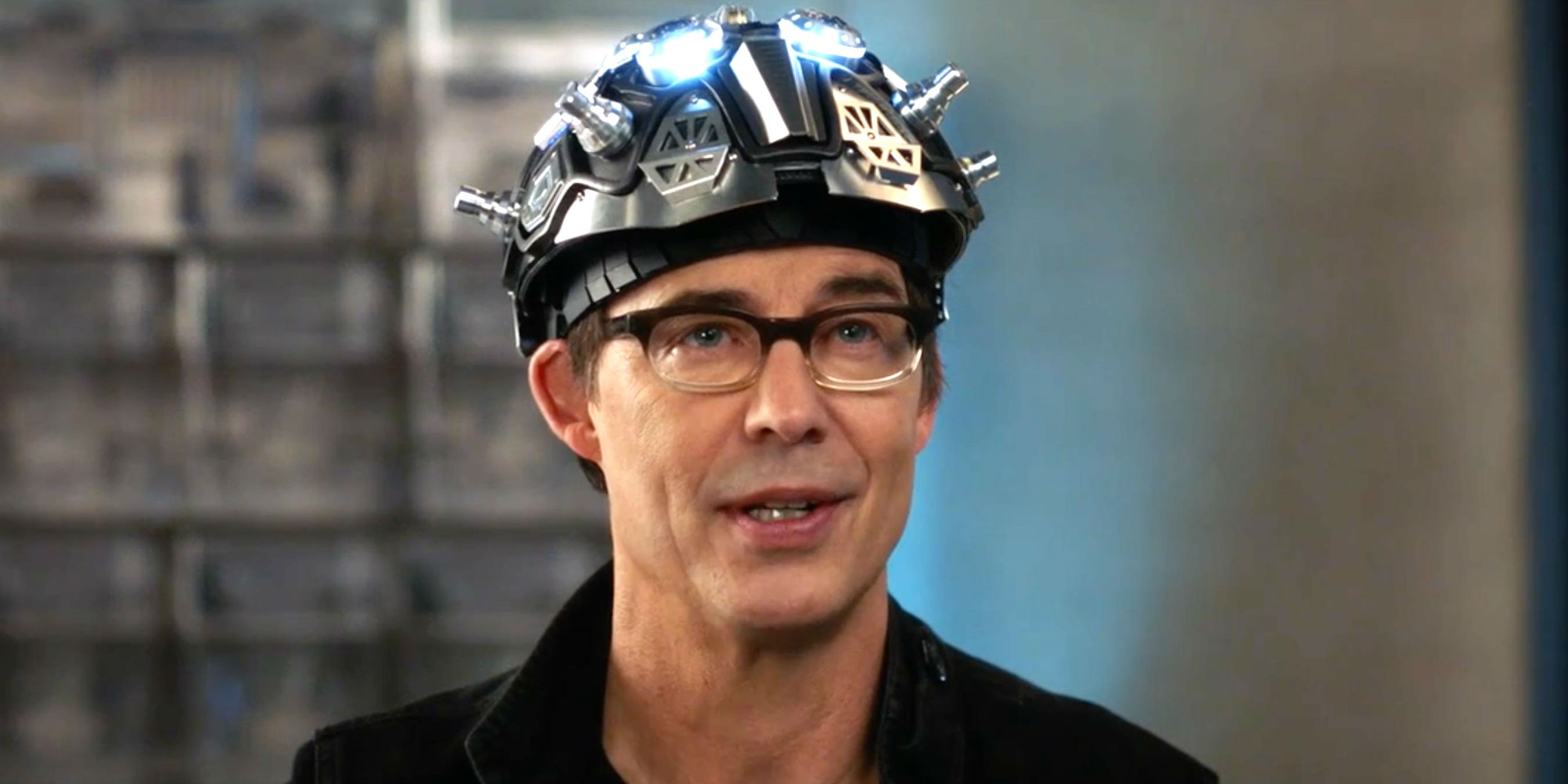 The Flash Season 4 Harry Thinking Cap Bus Metas Janet Petty Edwin Gauss