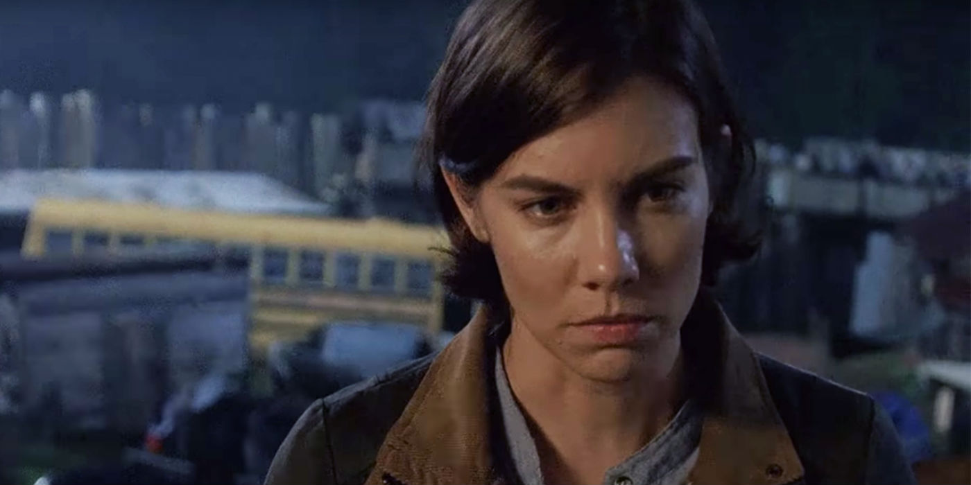 The Walking Dead Maggie Better Leader Than Rick Season 8