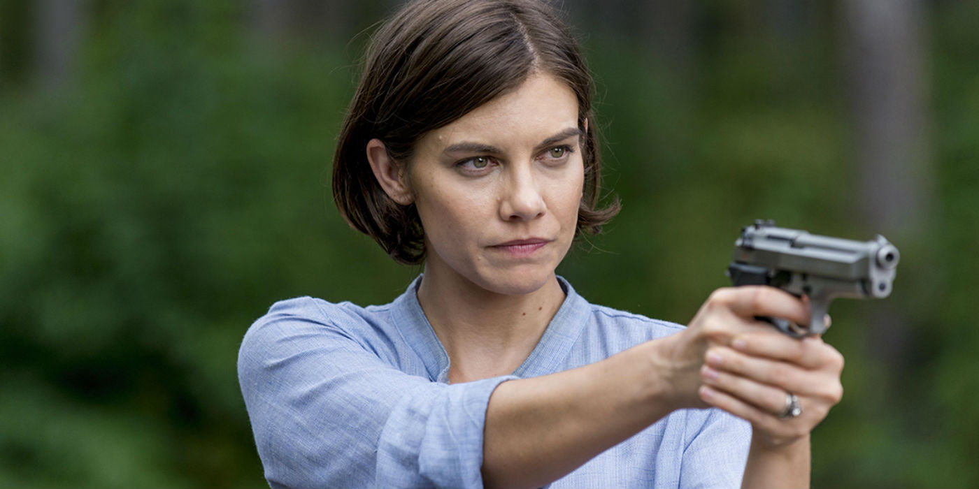 Walking Dead's New Character Could Be Setting Up Season 9